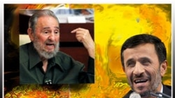 فيدل کاسترو از محمود احمدی نژاد خواست که از وارد آوردن تهمت و افترا به يهوديان دست بردارد