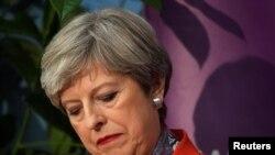 英国首相特蕾莎·梅(资料照)