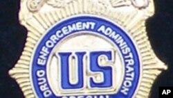 Huy hiệu cơ quan Bài trừ Ma túy Hoa Kỳ
