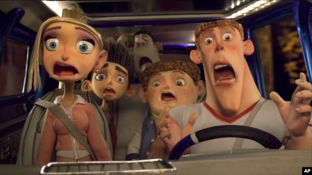 "FILE - The character Mitch, far right, in the 2012 ""ParaNorman"" was revealed at the end to be gay, courtesy Focus Features films."