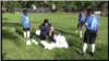 Group Gives Poor Children Chance to Play Sports