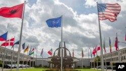 Belgium NATO Ukraine Russia