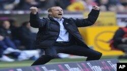 Juergen Klinsmann je novi trener američke nogometne reprezentacije