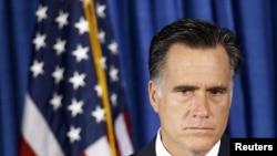 Mitt Romney mutuminda yake takarar shugabancin Amurka na Jam'iyyar Republican.