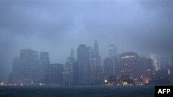 Uragan Ajrin oslabio