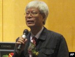 陈泰然,台湾大学副校长