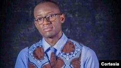 Ricardo Mpova, escritor e declamador