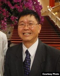 """台灣""""中央研究院""""歐美研究所研究員宋燕輝"""
