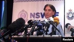 Catherine Burn, comissária adjunta da polícia