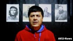 FILE - Christodoulos Xiros of the Greek guerrilla group November 17.