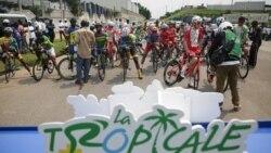 Au Gabon, le cyclisme n'est pas la discipline sportive la mieux lotie