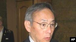 美國能源部長朱棣文(資料圖片)