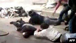 Žrtve sukoba u Homsu
