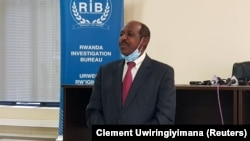Paul Rusesabagina ahagarikwa i Kigali mu Rwanda