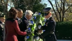 Obama Proclaims Day of Remembrance for JFK