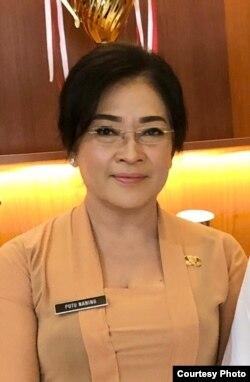 Ir. Putu Naning Djayaningsih, M.Si, kordinator analisis pakar dan data Balitbang kota Denpasar (foto: courtesy).