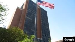 Здание Федерального суда в Филадельфии