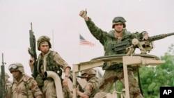 Vikosi vya majeshi ya majini vya Marekani nchini Somalia