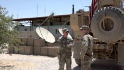 美國之音獨家報導:記者走訪敘利亞美軍基地