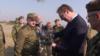 Predsednik Aleksandar Vučić obišao je Komandni centar vežbe Slovenski štit 2019, Foto: official publication