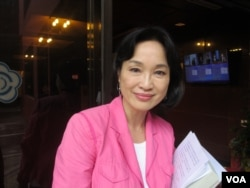 台灣在野黨國民黨立委柯志恩。