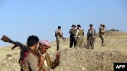 Kurdske snage blizu Zumara