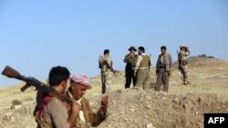 داعش کے خلاف جھڑپوں میں اب تک پیش مرگہ کے ایک ہزار سے زائد اہلکار ہلاک ہوچکے ہیں