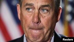 El presidente de la Cámara de Representantes, John Boehner, respalda una reforma de las leyes de inmigración.