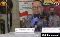 Deputi Bidang Pemberantasan PPATK Ivan Yustiavandana. (Foto: screenshot)