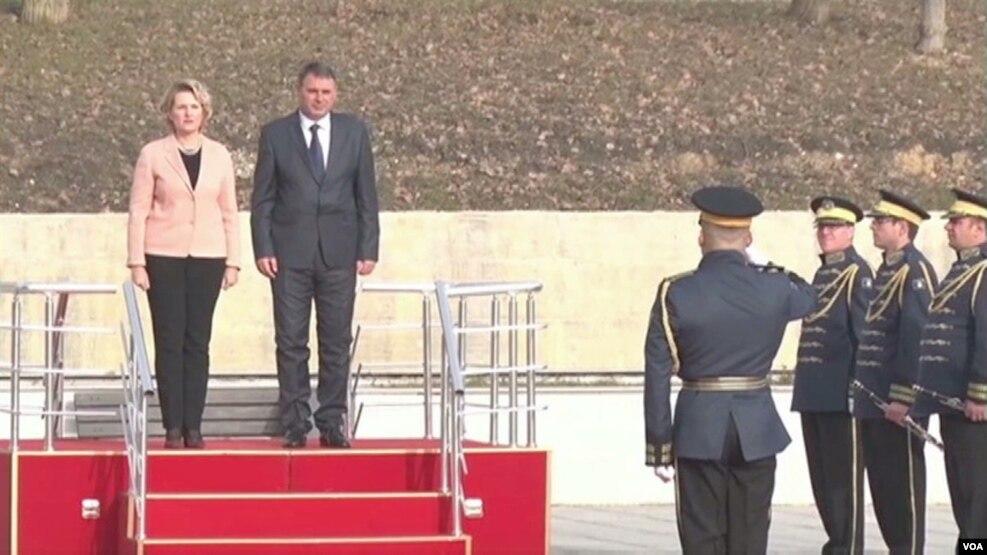 Forcat e Sigurisë së Kosovës të gatshme të shndërrohen në Forca të Armatosura