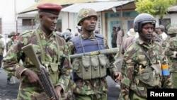 Kenya police - Booliska Kenya