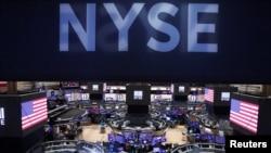 美國紐約證券交易所