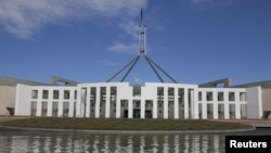 Australia's Federal Parliament in Canberra, May 8, 2012.