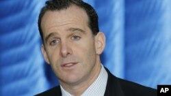 Brett McGurk, enviado especial del presidente a la Coalición que lucha contra ISIS, visitó Siria duel fin de semana.