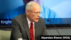 جیمز جفری نماینده ویژه آمریکا در امور سوریه