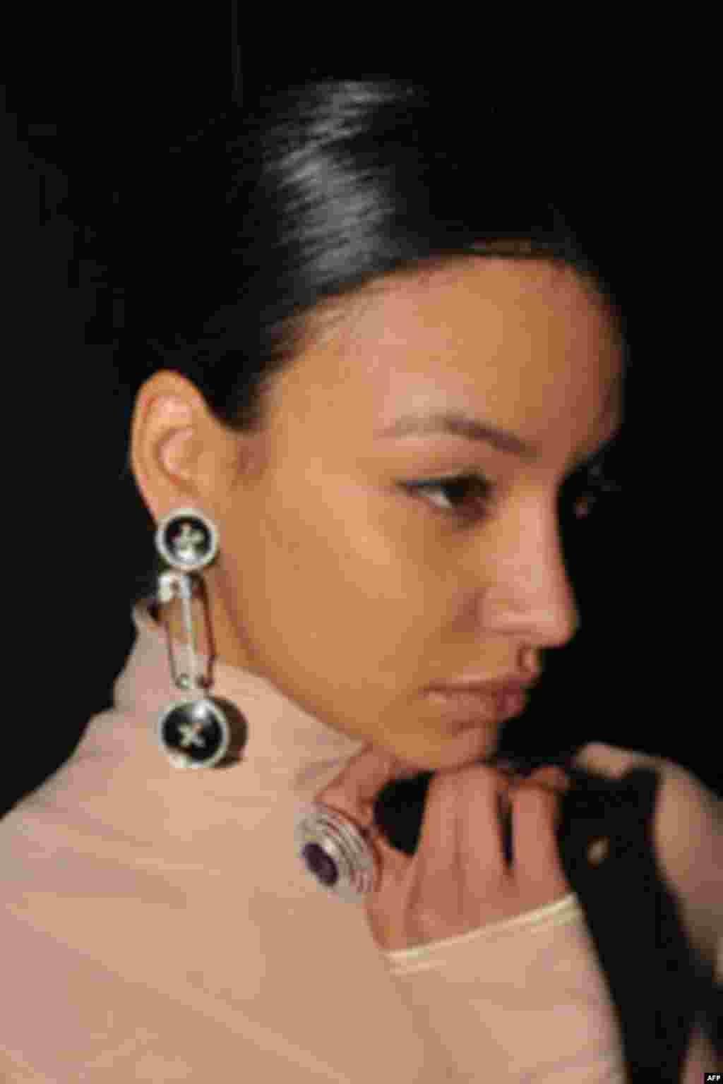 Новая коллекция мехов Елены Ярмак в Нью-Йорке