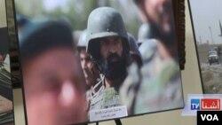 په کابل کې د افغان ځواکونو د عکسونو نندارتون