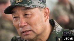 Tướng Tống Phổ Tuyển đứng đầu Cục Hỗ trợ Hậu cần Quân ủy Trung ương Trung Quốc