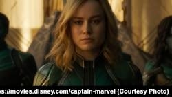 """""""Captain Marvel"""" superó los $ 265 millones en ventas de boletos solo en Estados Unidos."""