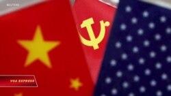 Đại sứ quán Mỹ, Trung ở Hà Nội đấu khẩu về đảng Cộng sản Trung Quốc