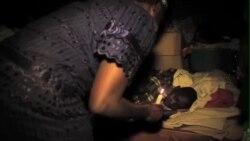肯尼亚学校食品项目带来物质和精神食粮