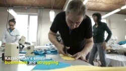 Small Businesses Struggle in Kazakhstan as Economy Falters