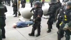 ปธน.ทรัมป์ เชื่อ ชายวัย 75 ปีที่ถูกตำรวจนิวยอร์กผลักล้มหัวฟาดสร้างสถานการณ์ใส่ร้าย