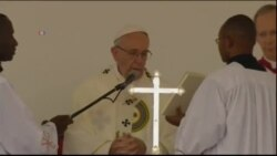 Pope Africa