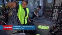New York Halkı Çöple Mücadele İçin Harekete Geçti