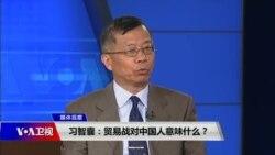 媒体观察(海涛):习智囊:贸易战对普通中国人意味什么?