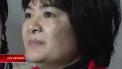 Nhà hoạt động Trần Thị Nga đối mặt 'bản án có chỉ đạo'