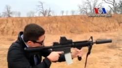 3 Boyutlu Yazıcıdan Silah Üretti