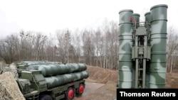 ရုရွားလုပ္ S-400 ေလေၾကာင္းကာကြယ္ေရးစနစ္