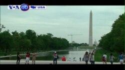 Đài tưởng niệm Washington mở cửa sau ba năm sửa chữa